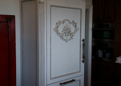 Refrigerator Cabinet in Grand Highlands