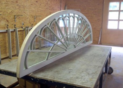 Farrell Hall Finished Custom Arch