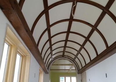 Barrel Vault Ceiling In Grand Highlands