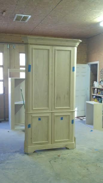 Custom Cabinet Project