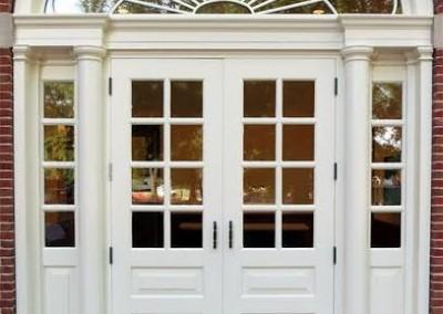 Farrell Hall Finished Custom Door Set
