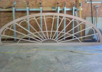 Farrell Hall Custom Arch